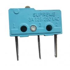 Микропереключатель МИНИ. Купить микропереключатель для кнопок и монетоприемников
